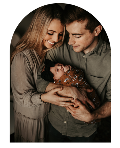 newborn-session-mother-father-boho