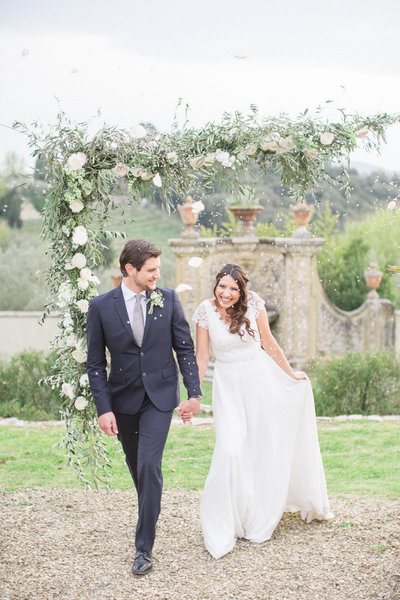 villa medicea di lilliano tuscany wedding photographer