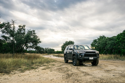 About San Antonio Photographer Expose The Heart Photography Irene Castillo and David Castillo Toyota 4runner TRD Pro
