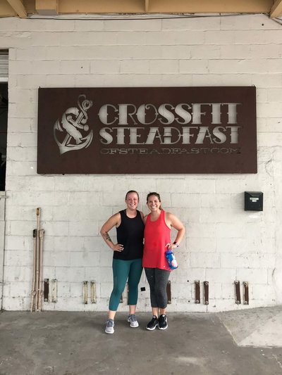 Crossfit Steadfast Gym in Savannah