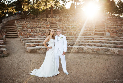Boulder-Colorado-Wedding-Venue-Sunrise-Amphitheater-During-Summer