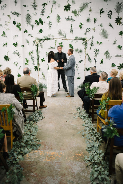 Unique Brewery Wedding by Claire Duran WEddings & Events