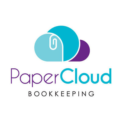 PaperCloud Bookkeeping Logo by The Brand Advisory