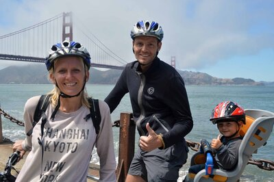 fietsen-San-Francisco-over-Golden-Gate-Bridge