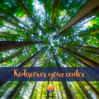 Rediscover your center (1)