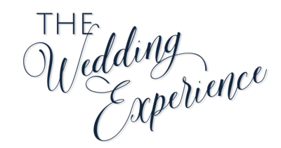 The Wedding Experience text