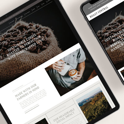 Showit Website Templates | Design Shop for the Social Entrepreneur | Studio Humankind