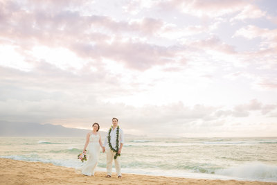 Maui beach Wedding Location - Baldwin Beach Hawaii