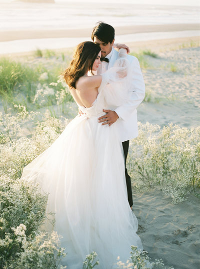 California Coast Elopement