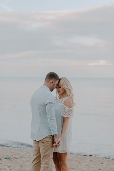 Madeline Island Engagement Session
