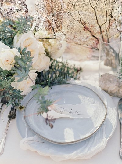 Coastal Beach Wedding Inspiration- Ashley Rae Photography Arizona and California Film Photographer8