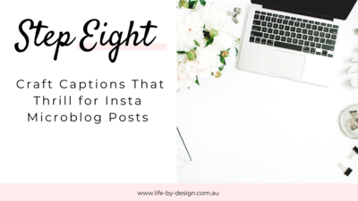 Step 8_Instagram Content & Posts Planner