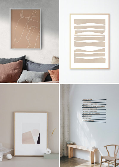 Shop our curated Etsy finds - Shop wall Art