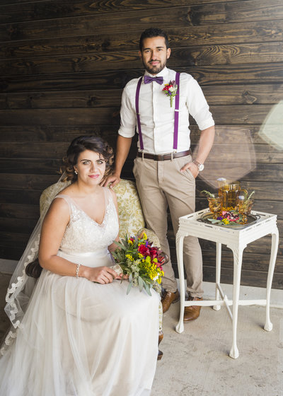 Chicago Styled Shoot