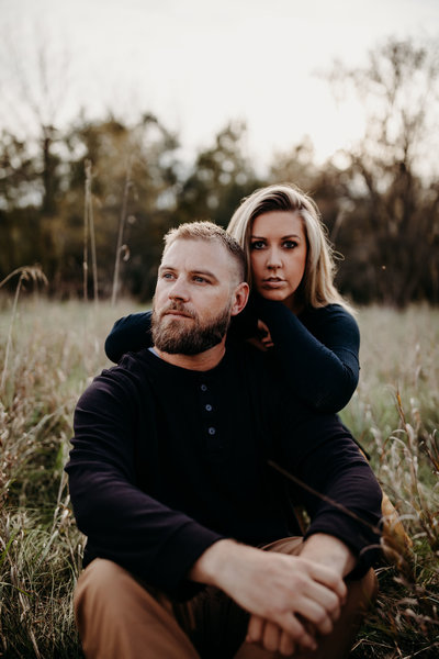 Roots + Wilds Wedding Engagement Lifestyle Photography Dark Emotive Boho Moody Dubuque Iowa Wisconsin Milwaukee Madison3