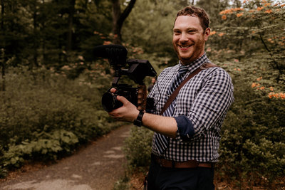 Wedding videographer in Delaware