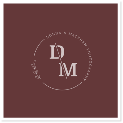 Donna and Matthew Logo