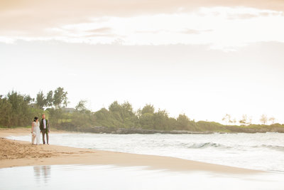 Maui beach Wedding Venue - DT Fleming Hawaii