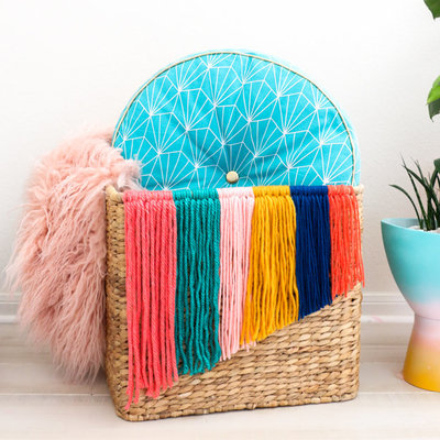 DIY woven wicker basket_-7