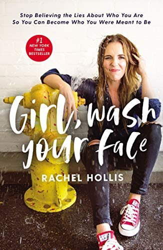 Cover image of the book, Girl, Wash Your Face