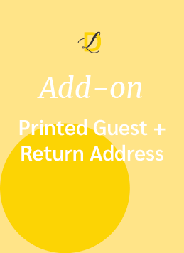 Add-on_Printed-guest-return-address