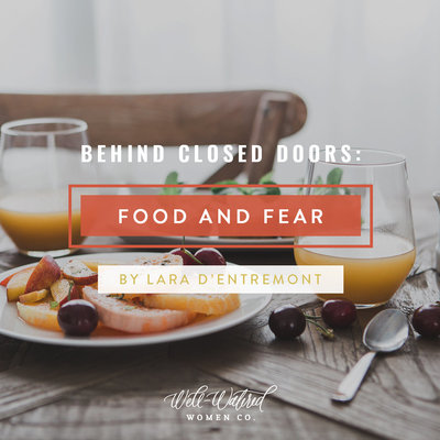 Behind Closed Doors-Food and Fear