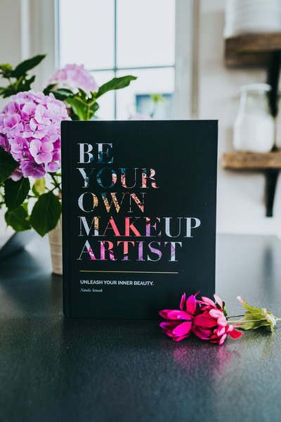 Be Your Own Makeup Artist Stock Photo