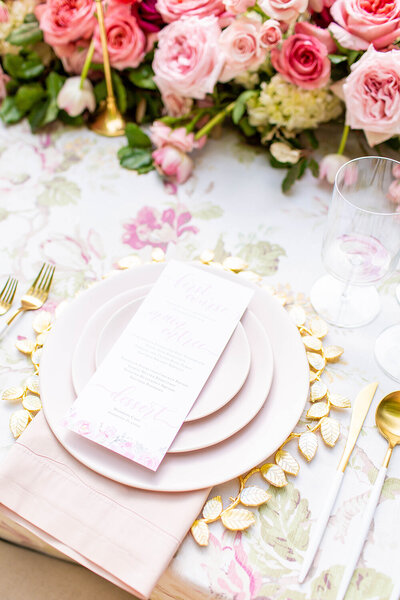 hope taylor workshop vellum floral wedding invitation vintage stamps 13