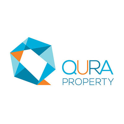 Qura Property Logo by The Brand Advisory