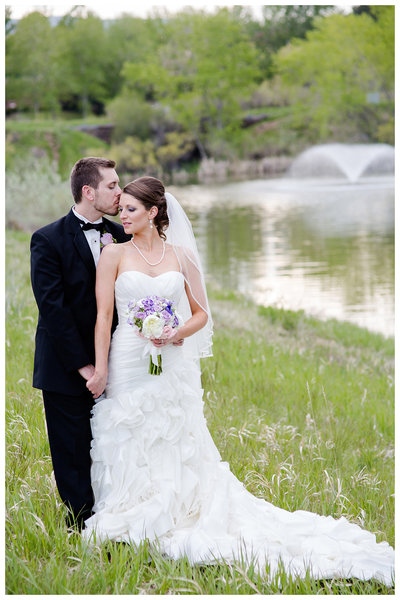 Kosmach Baldoria Water Lake wedding