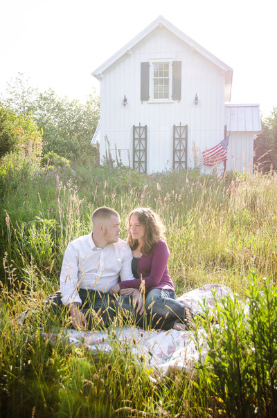 Seabrook Engagement