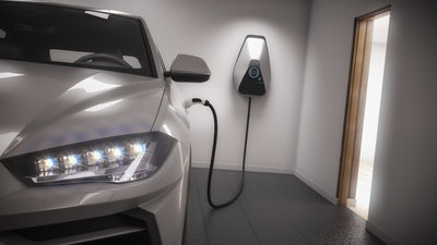 Electric Vehicle Home Charging by Mead Electrical Services