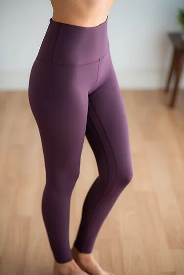 love her compression leggings
