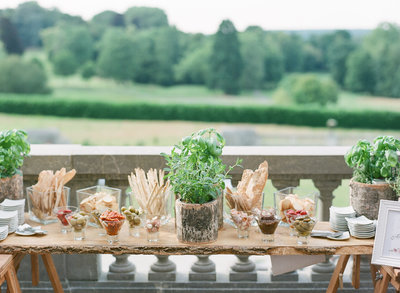 Dinner Party in France | Jennifer Fox Weddings