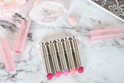 Dior-Addict-Lip-Glow-Review-New-Shades-2