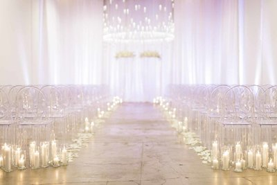 Maya and Scott - Canvas Event Space Wedding - Flora Nova Design
