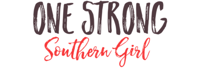 one strong southern girl logo