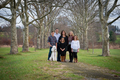 Family portraits, family photography, west chester pa