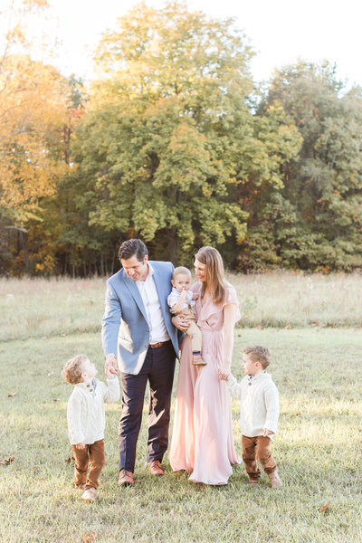 Family Photographer in Fredericksburg VA
