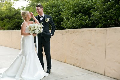 Oklahoma Catholic wedding photographer