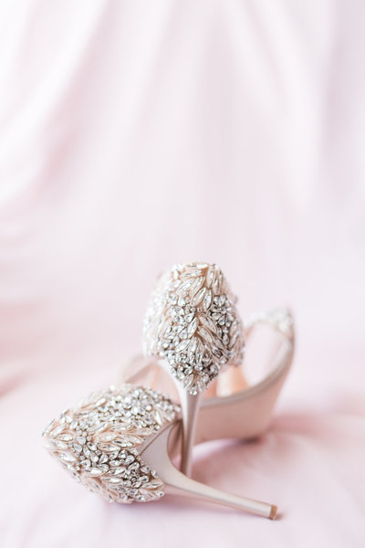 Bradly Mischka Wedding Shoes