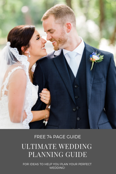 Ultimate Wedding Planning Guide