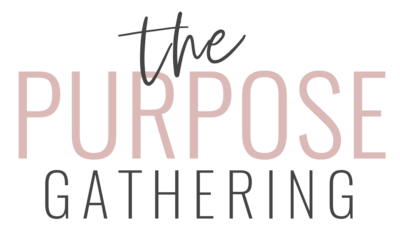 FINAL 2020 The Purpose Gathering Logo