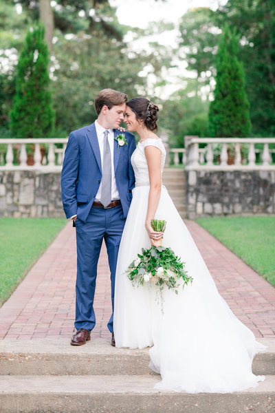 Norfolk Botanical Gardens Wedding