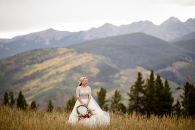 Wedding in Breckenridge Colorado