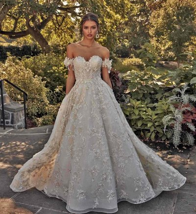 Amalia Carrara Wedding Dress 3