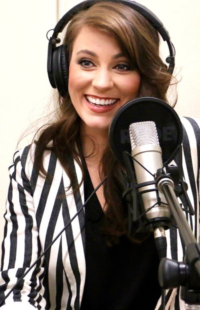 Tiffany Eurich Headshot Microphone
