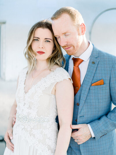Joshua Tree Elopement | Palm Springs Wedding | San Diego Elopement -014