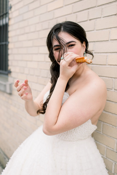 New Orleans Bride by Theresa Elizabeth Photography