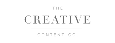 Creative Content Co Logo